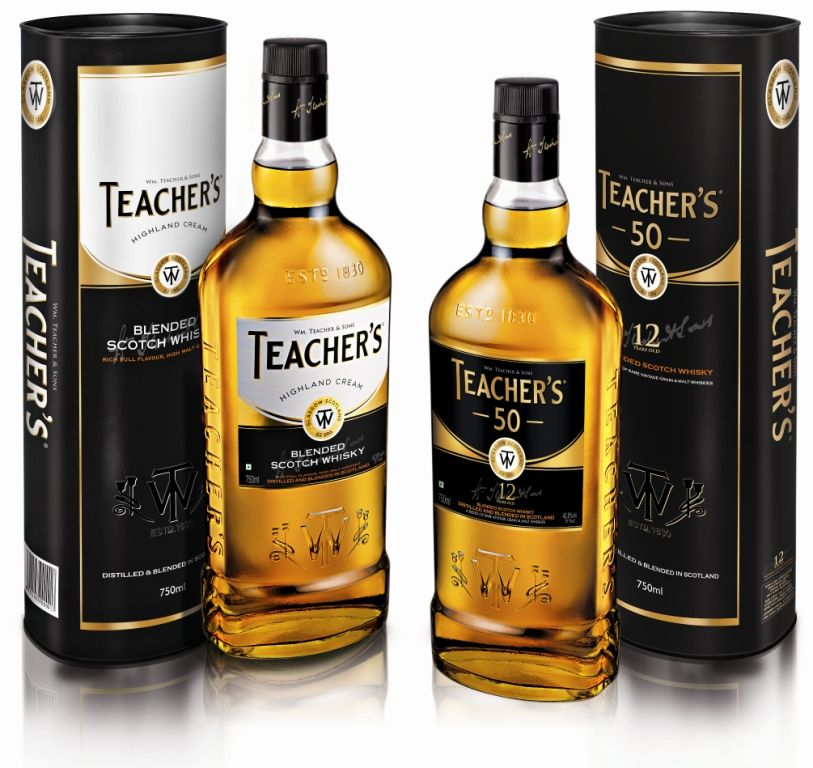 Scotch Whisky Teacher S India 1 Ing Now In A Bold New