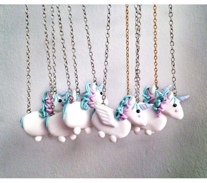 Resultado de imagen para collares de unicornio tumblr