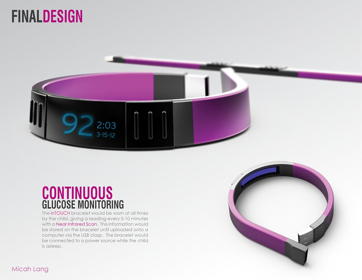 something intouch pin get i type on behance diabetes bracelet can they diabetic hope braceletstype
