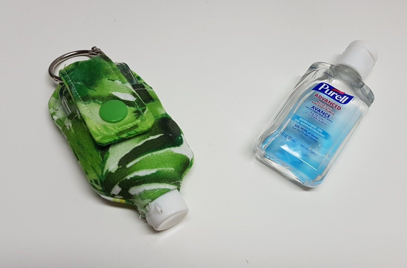 Hand Sanitizer Bottle Holder Tutorial Hand Sanitizer Hand