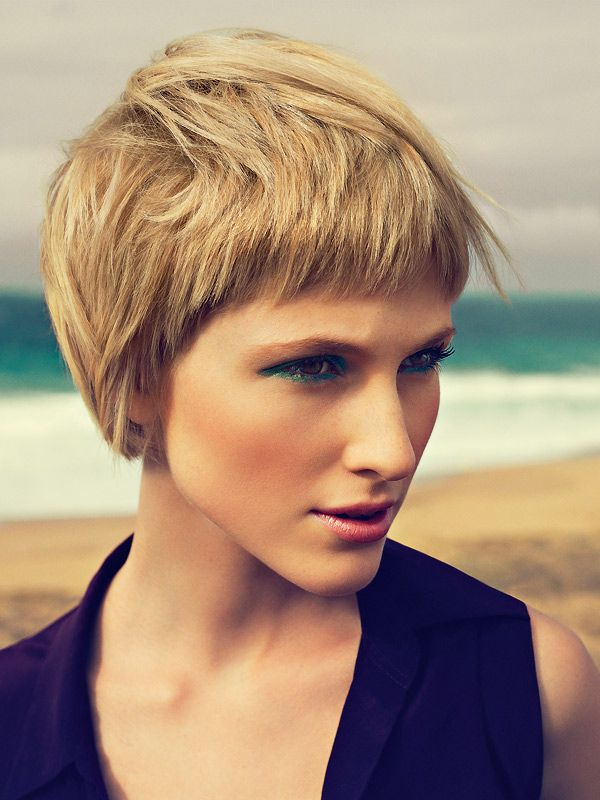 Haare Ab Diese Kurzhaarfrisuren Wollen Wir Jetzt Frisetten