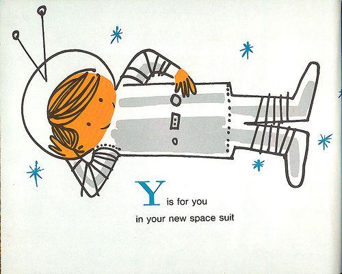 Space Alphabet: Y by wardomatic, via Flickr