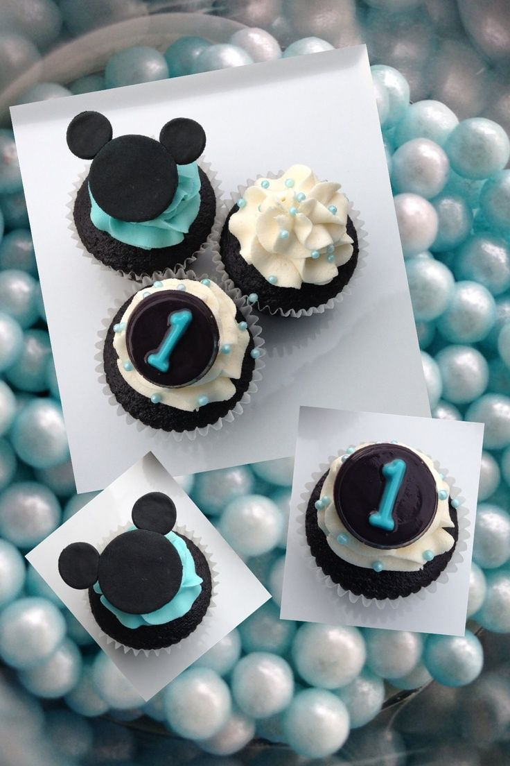 baby mickey birthday party | Baby Mickey Mouse themed birthday party