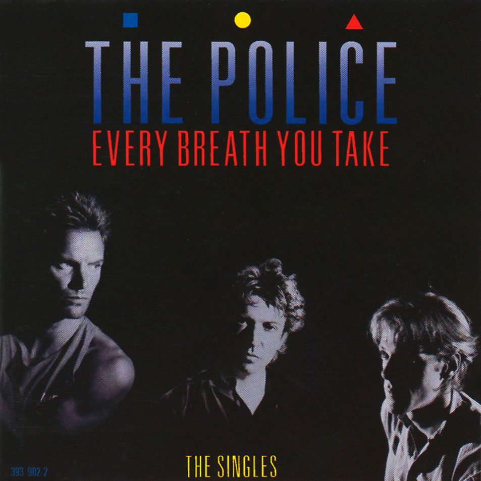 The Police Quot Every Breath You Take Quot Rock And Roll Album