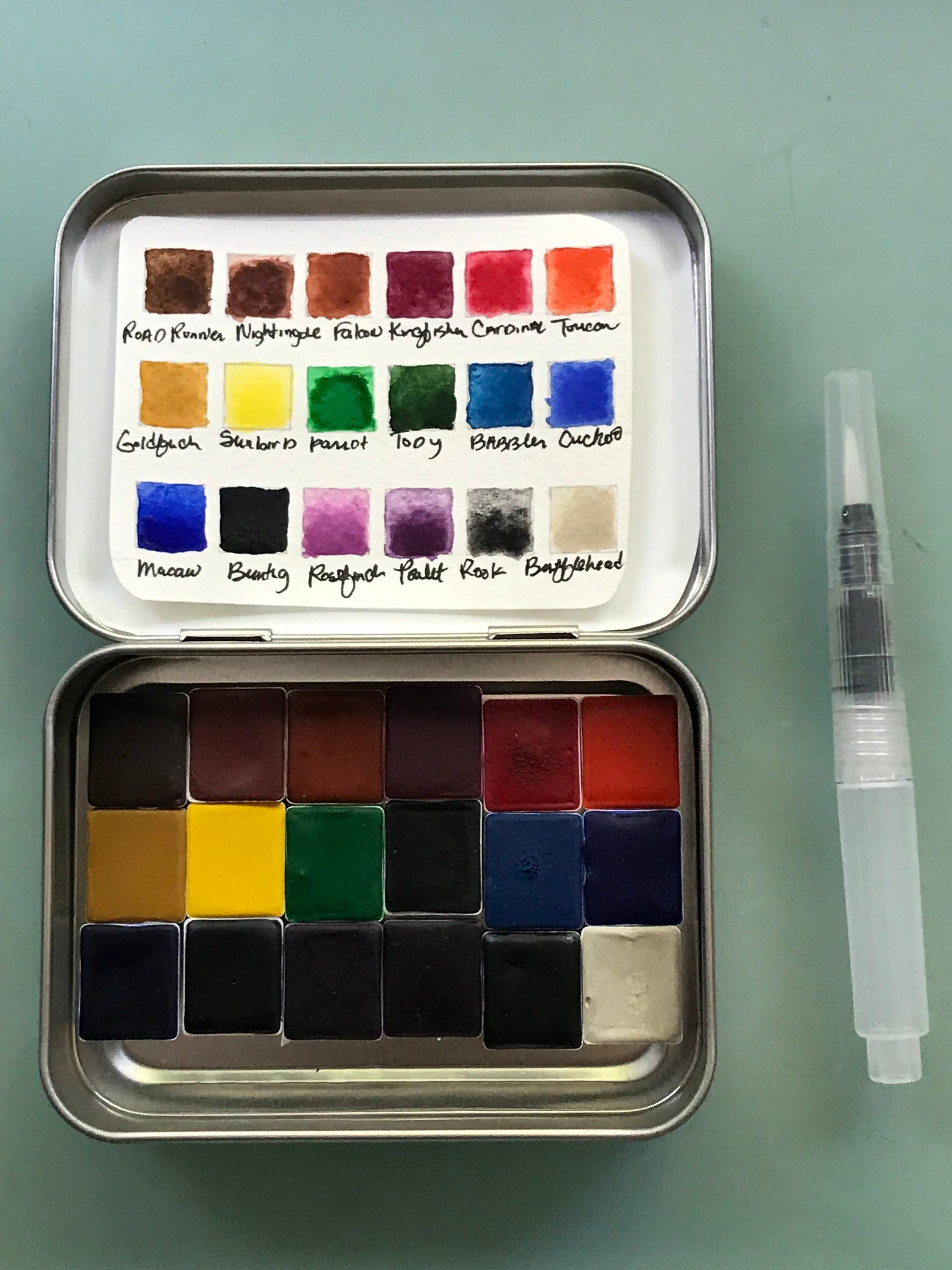 Pfeiffer Art Supply Is Home To Non Toxic Handmade Watercolor