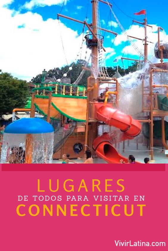 Lugares de diversión para niños