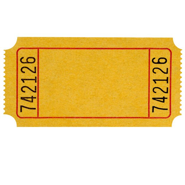 Download Yellow Ticket Top View For Free Texture Graphic Design Ticket Design Print Stickers