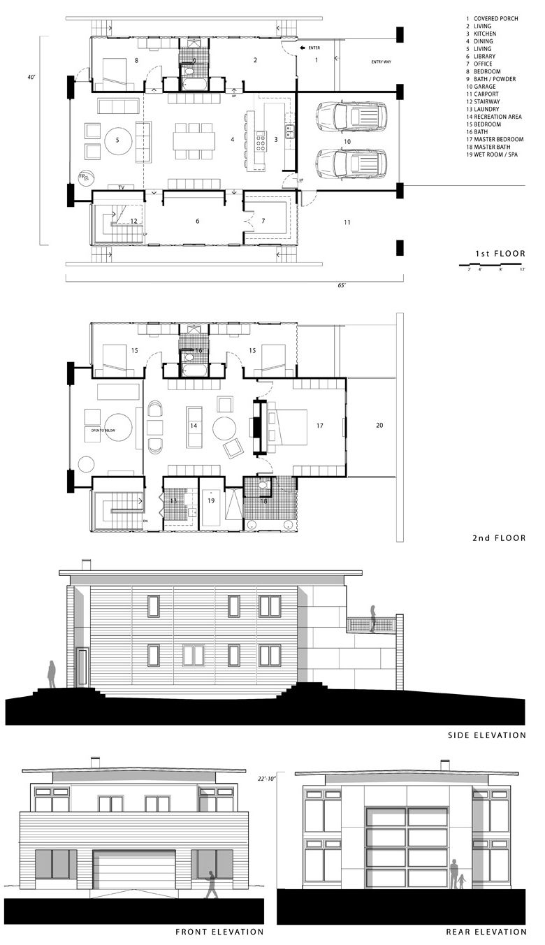 Seto 3164 Plans. Shipping container home plans. my 2nd favorite ...