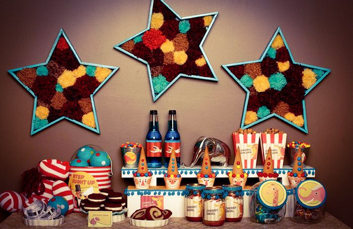 cool decoracion para fiestas de originales