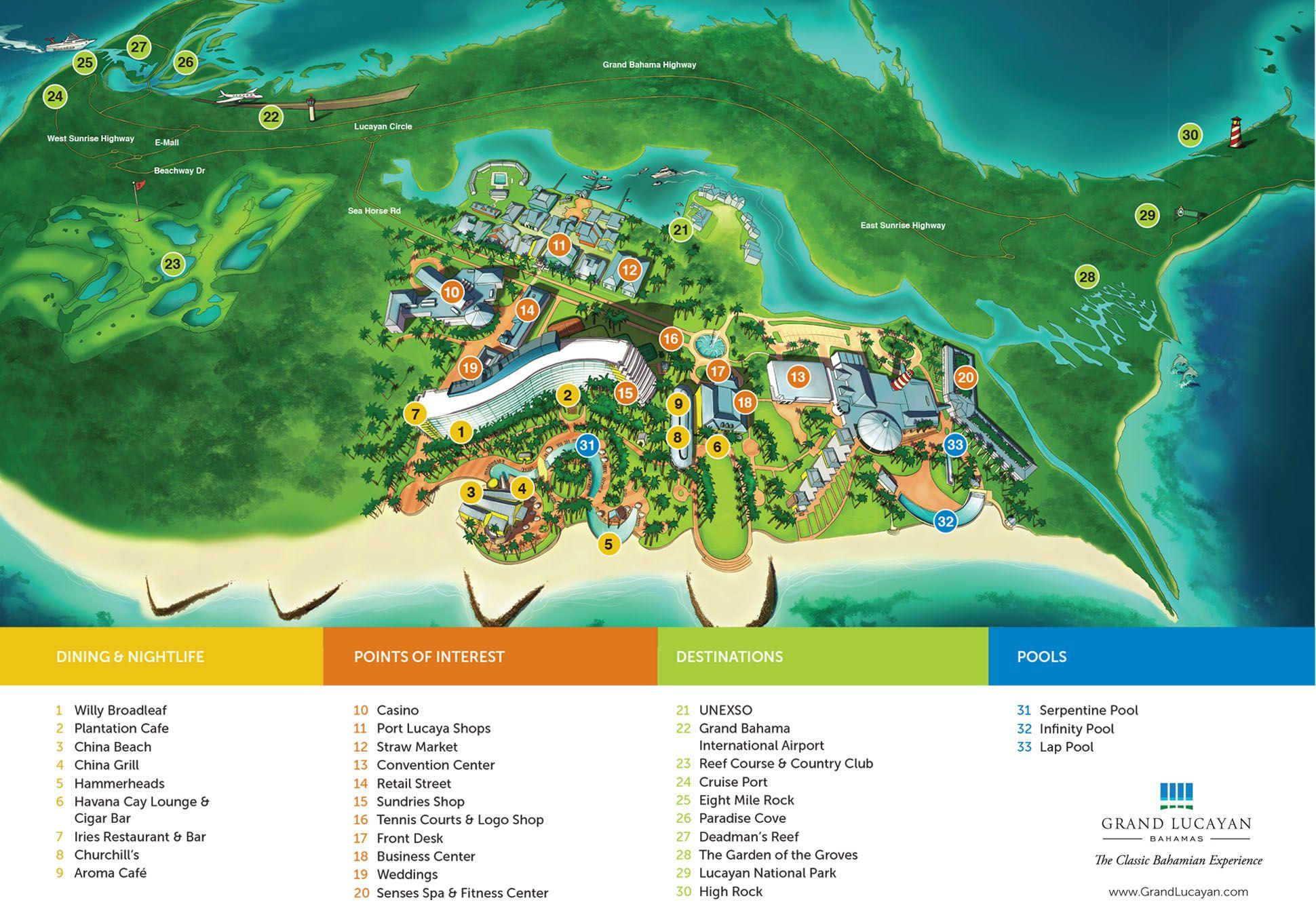 Grand Lucayan Resort Bahama
