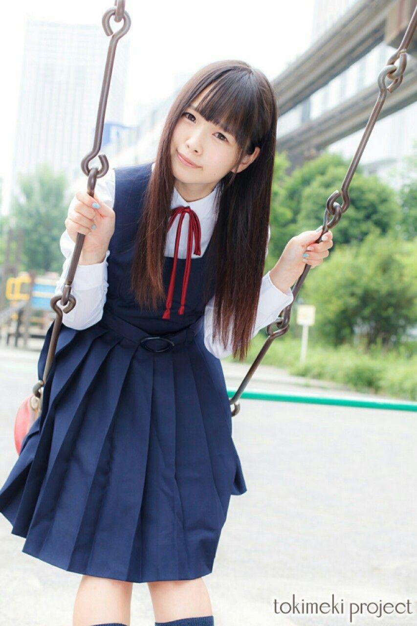 Pin oleh Chun Yian di School Uniform Wanita, Jepang, Asia