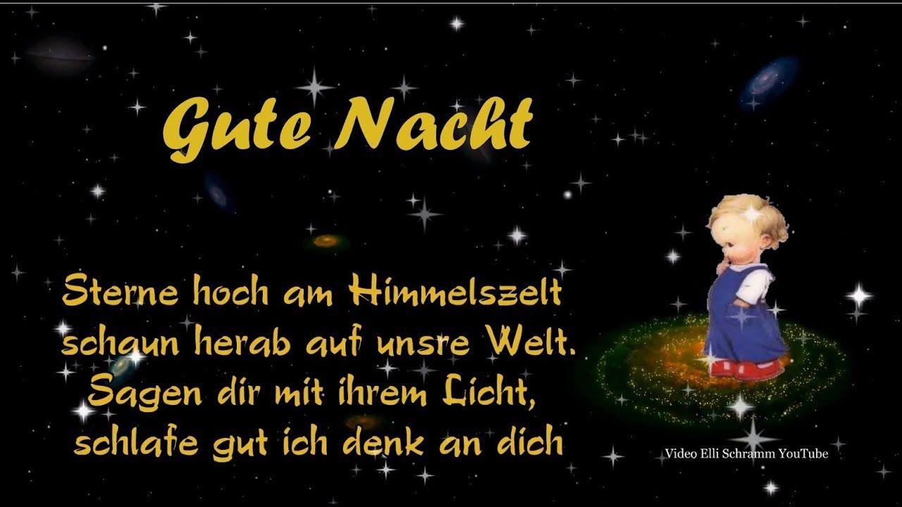 Gute Nacht Gruss Fur Dich Mit Lieben Grussen Von Mir Good Night Greetings Gute Nacht Grusse Gute Nacht Nacht Grusse