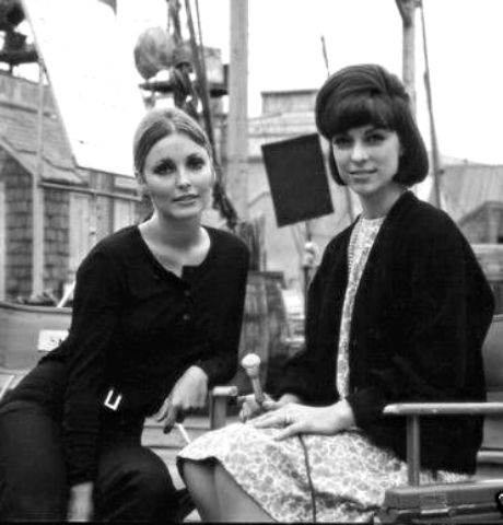 Sharon Tate in an interview from 1967