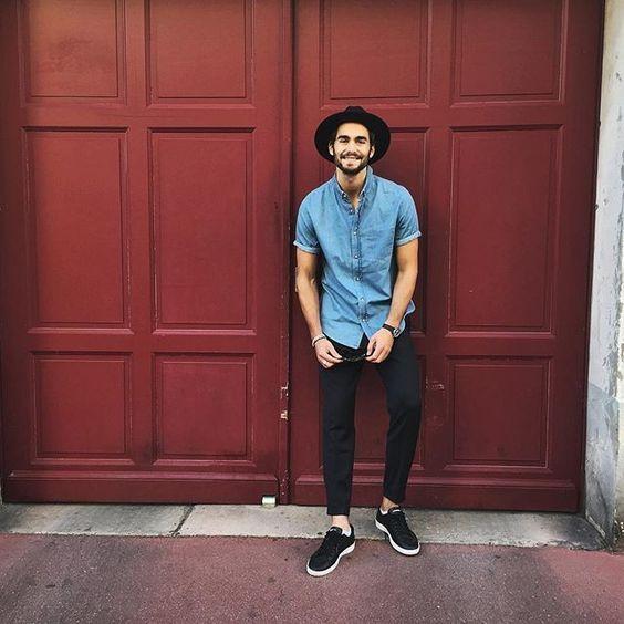 2be264350d81a Chapéus Masculinos indicados para cada Tipo de Look - Guia
