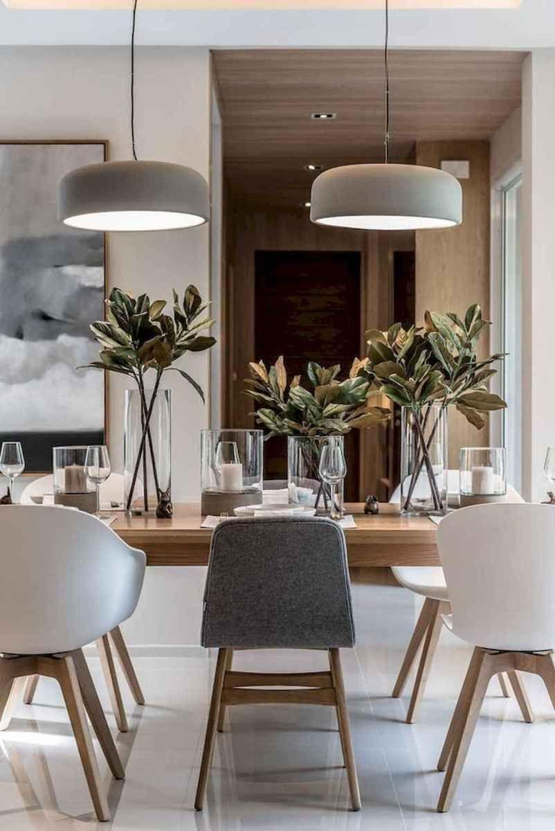 01 Beautiful Mid Century Dining Room Desin Ideas in 2020 ...