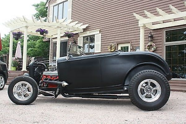 Ford : Other roadster 1932 Ford Roadster 401 Nailhead  hot rod street rod gasser scta - http://www.legendaryfind.com/carsforsale/ford-other-roadster-1932-ford-roadster-401-nailhead-hot-rod-street-rod-gasser-scta/
