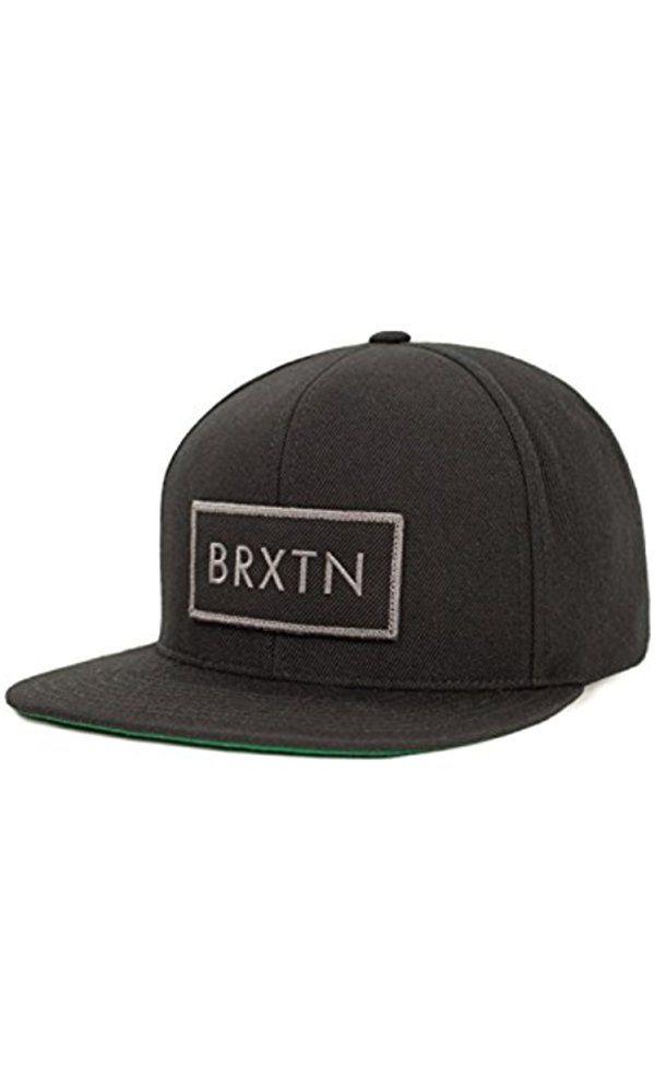 a5d0cbdc8eb Brixton Men s Rift Snapback Hat