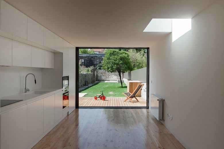 Boavista House, Porto, 2016 - Pablo Pita Architects