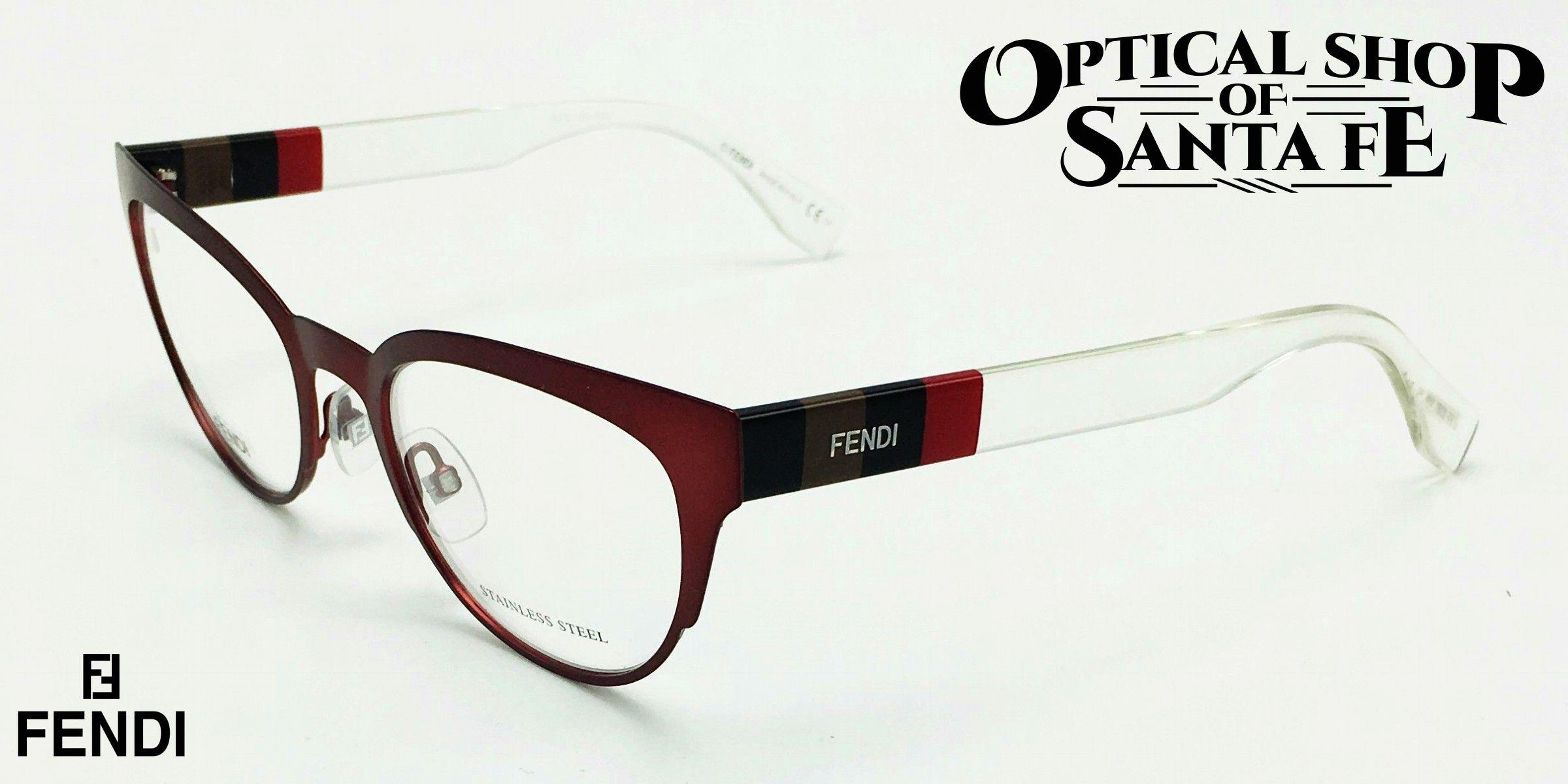 Fendi - Otical Eyeglass Frame | Fendi - Optical | Pinterest