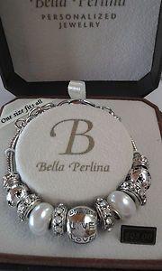 Bella Perlina 3 In 1 Bracelet New