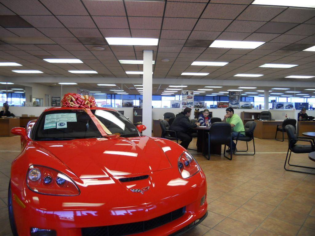Gene Messer Chevrolet  Lubbock, Texas