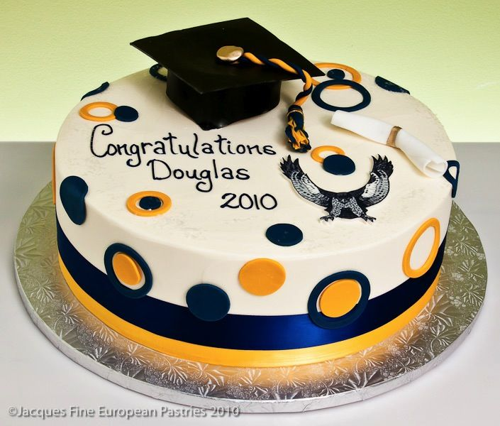 Graduation Party Cake And Cupcake Decorating Ideas Cakes