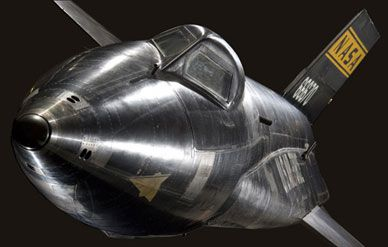 x-15 Skunk Works  The last hypersonic aircraft ever built  4500 mph