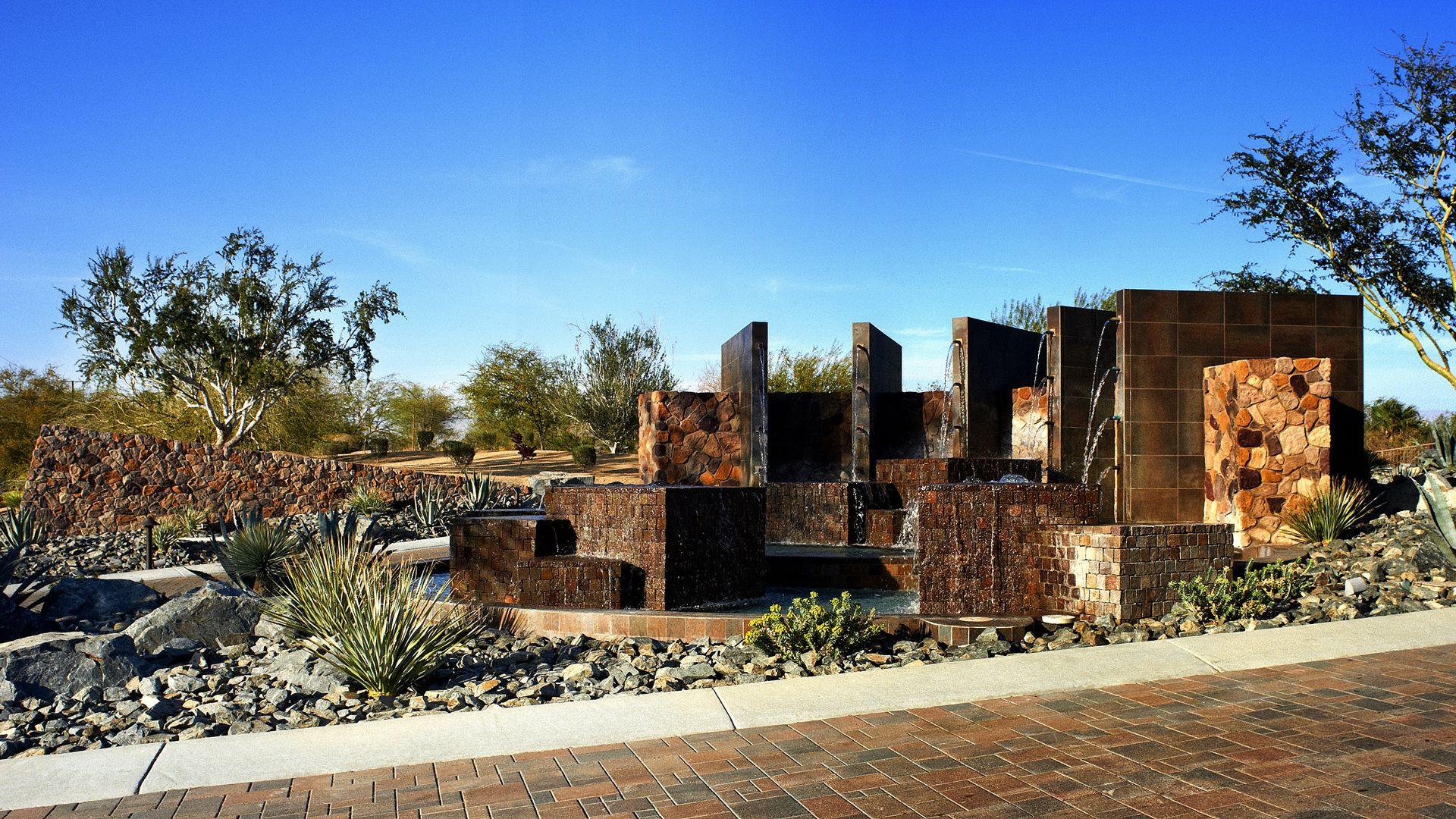 Las Vegas Desert Landscape Design