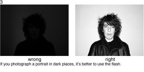 O certo e errado da fotografia