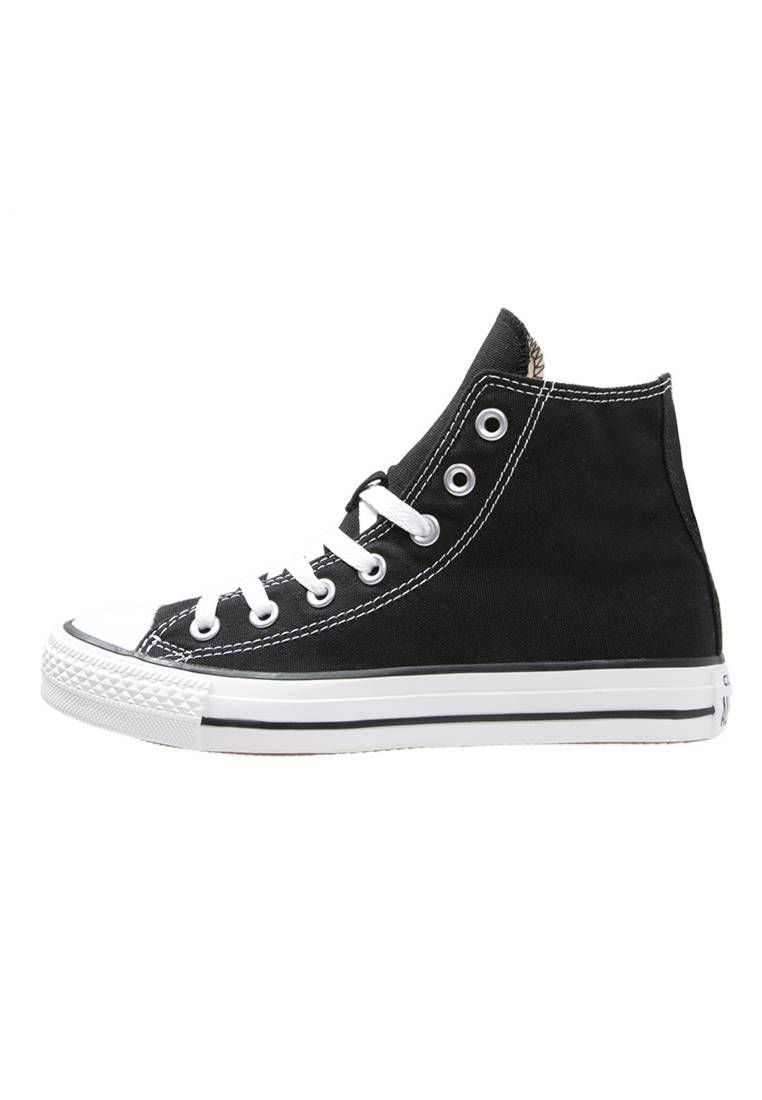 1c572049 CHUCK TAYLOR ALL STAR HI - Zapatillas altas - black @ Zalando.es ...