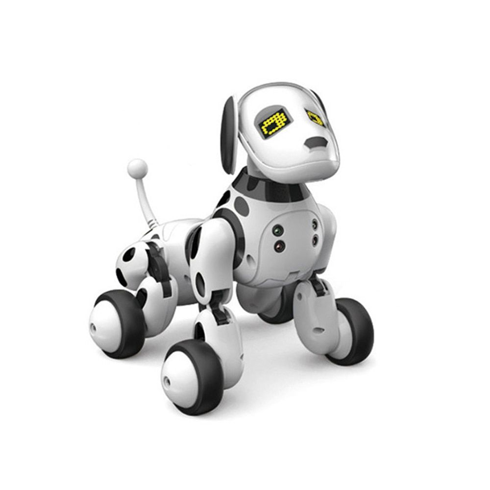 New Dimei 9007a Intelligent Rc Robot Dog Toy Remote Control Smart