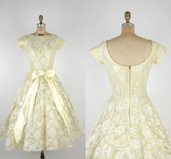 17 best images about Vintage dresses on Pinterest