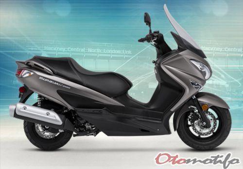 7 Motor Matic Suzuki Terbaru dan Terbaik 2021   Otomotifo ...