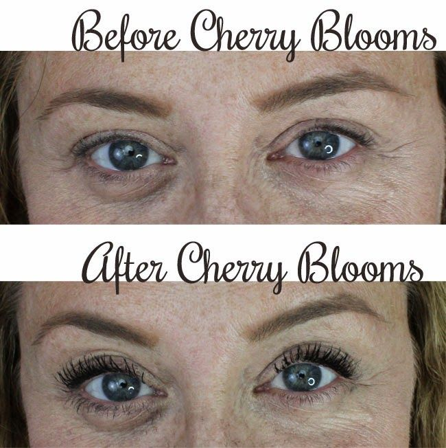 Get Mega Lashes From Australia Cherry Blooms Brush On Extensions