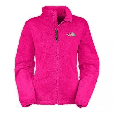 79c9fef83 The North Face Women Osito Jacket Rose | Boots & Clothes | North ...