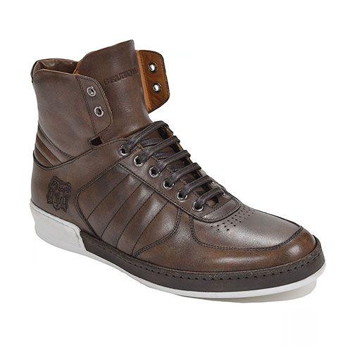 Bruno Magli Siro High-Top Sneaker, $425