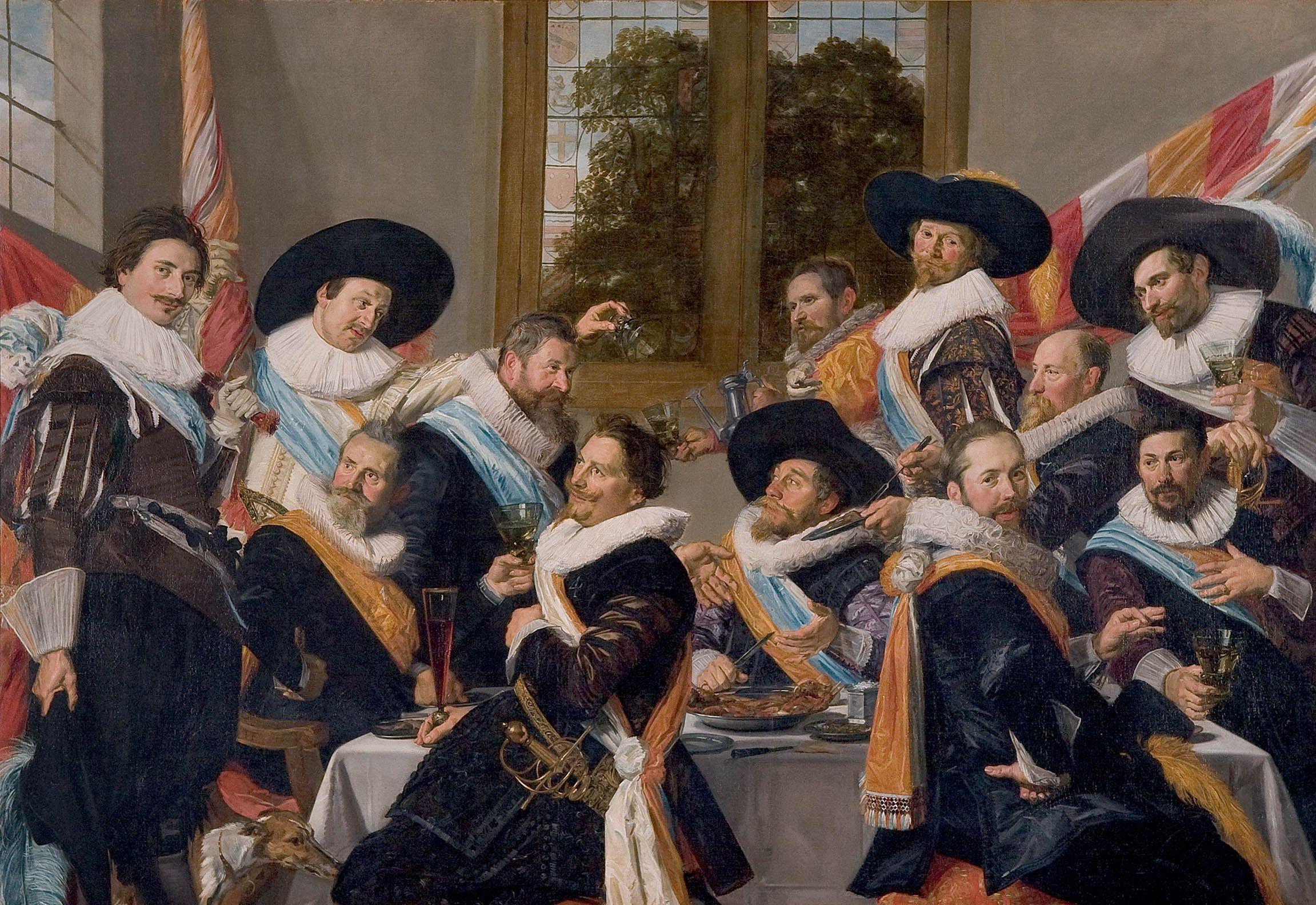 Civic Guard Company Frans Hals