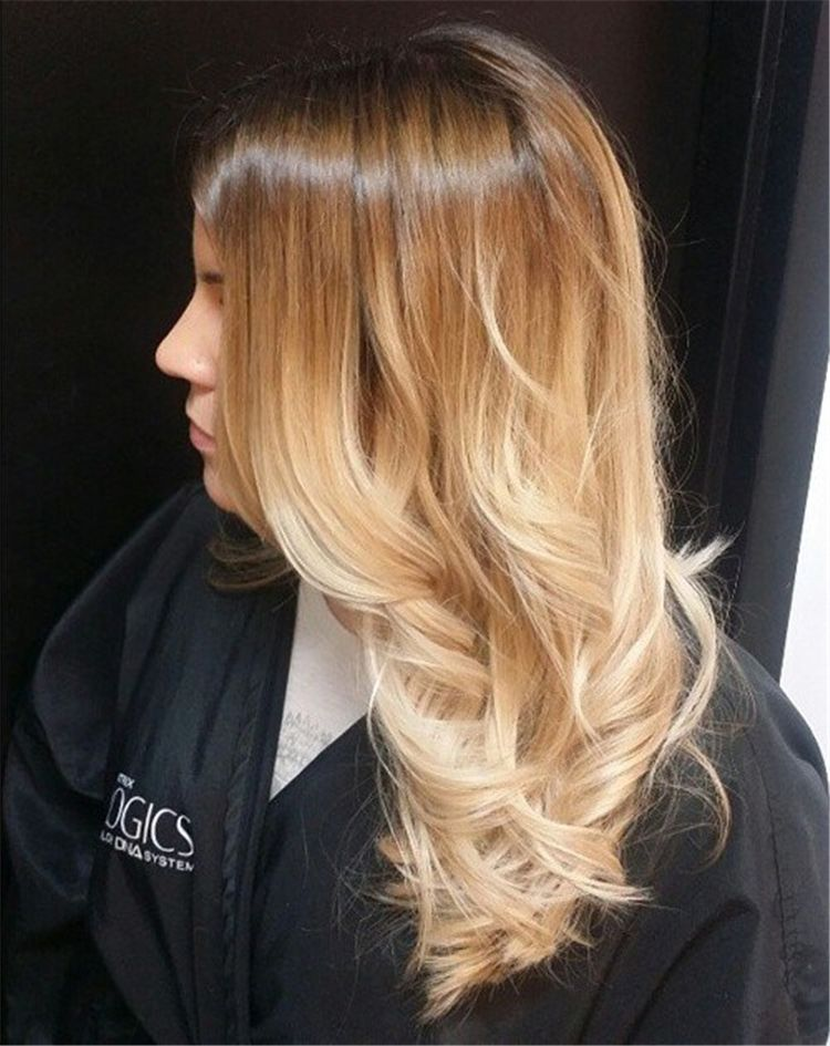 30 Stunning Ombre Hair Colors You Must Love This Year | Women Fashion Lifestyle Blog Shinecoco.com