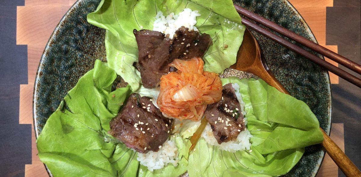 Seoul Satisfying: Bulgogi-Korean Grilled Beef   Grilled ...