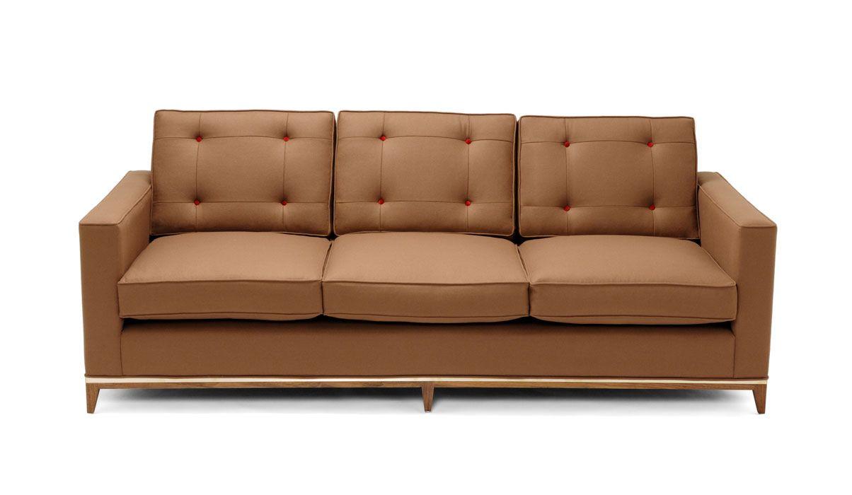 Minx Three Seat Sofa   Amy Somerville