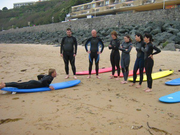 Biarritz O'Neill Surf Academy