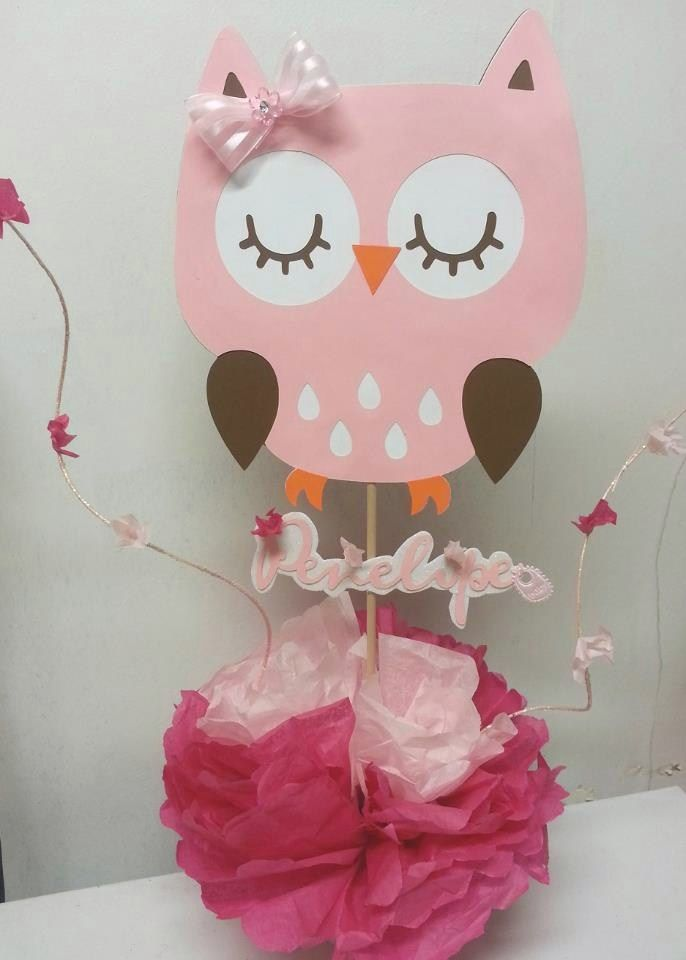 Cricut Baby Shower Centerpiece Baby Shower Theme Centerpieces