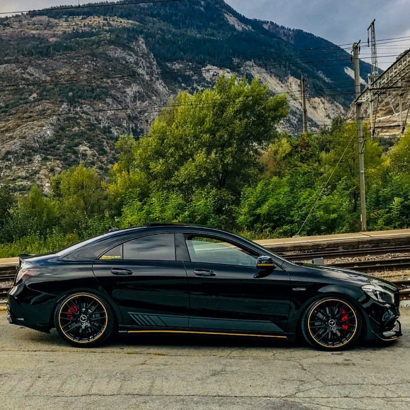 Cla45amg Allmi31 On Instagram Cla 45 Cla45 Cla45amg Yellownightedition Mercedes Mercedesbenz Amg Amggang Cla 45 Amg Mercedes Benz Cars Mercedes Benz