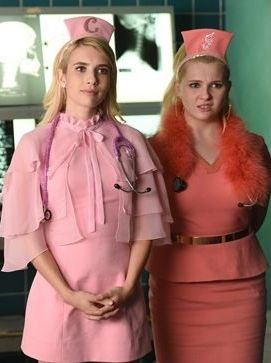 Everything to know from the Scream Queens Season 2 premiere