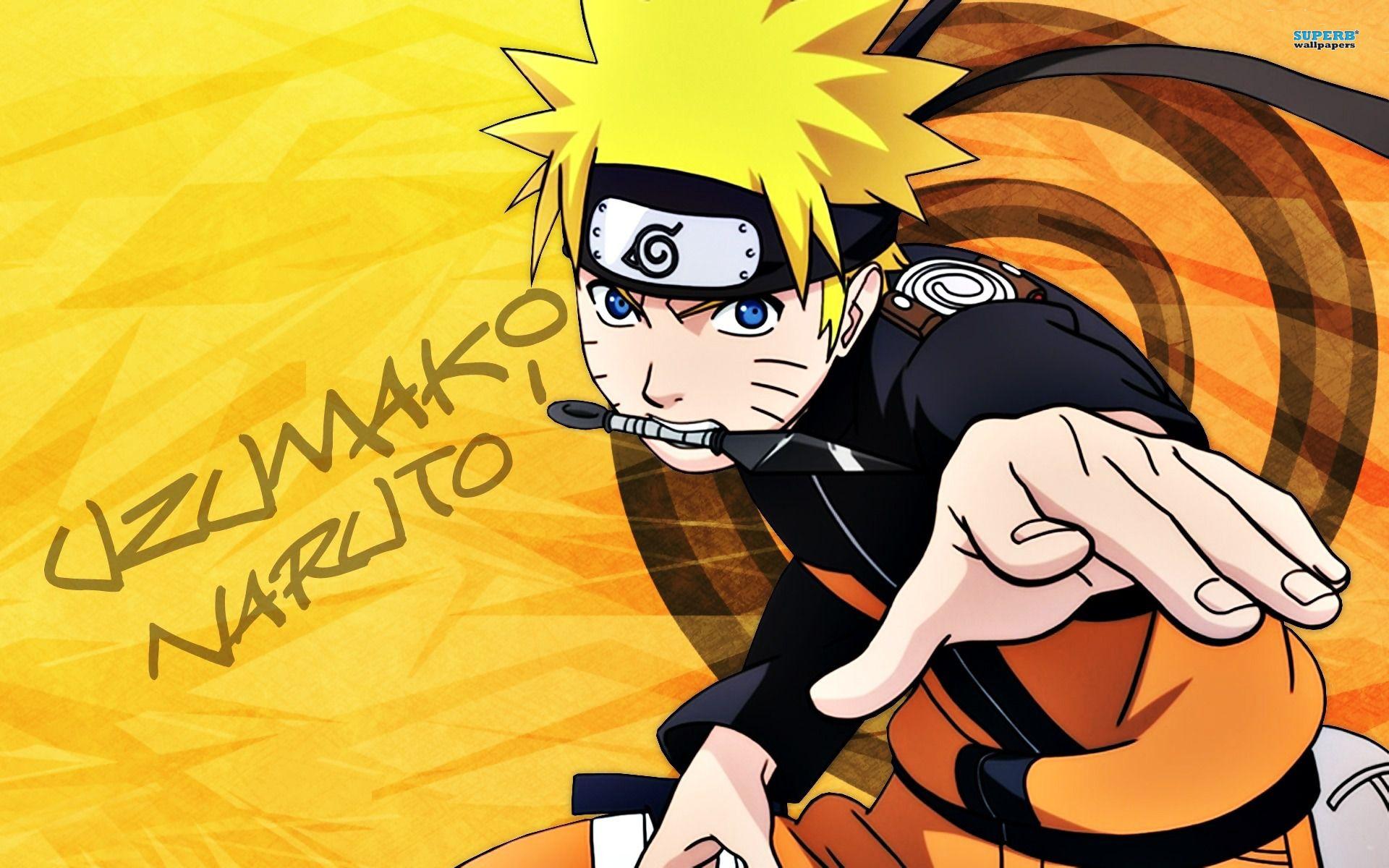 Uzumaki Naruto wallpaper