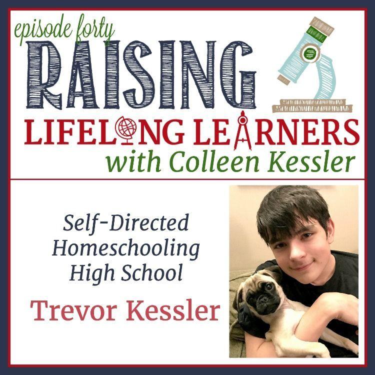 RLL 40 SelfDirected Homeschooling High School with