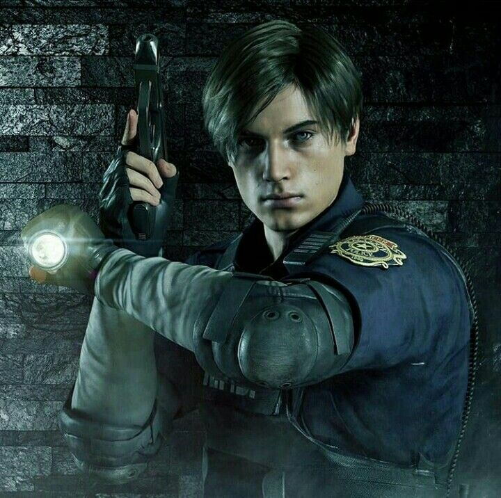 Resident Evil 2 Remake With Images Resident Evil Leon