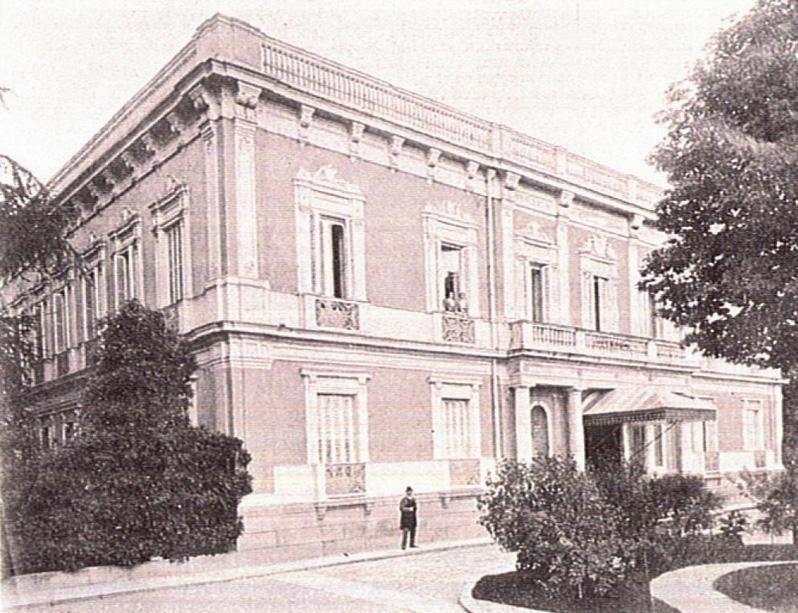 Madrid Casas Y Palacios Desaparecidos Página 9 Palacios Fotos Antiguas Madrid Madrid Ciudad
