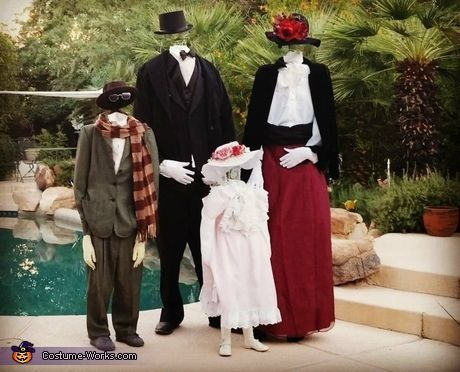 Invisible Family Costume Idea #familycostumeideas Invisible Family Costume Idea #familycostumeideas Invisible Family Costume Idea #familycostumeideas Invisible Family Costume Idea #familycostumeideas