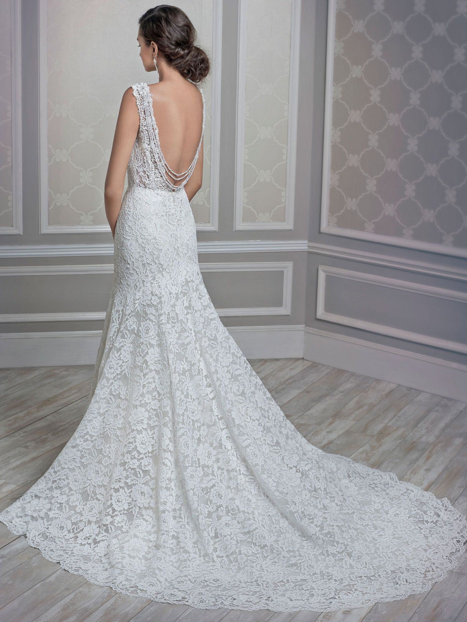 Style * 1600 * » Bridal Gowns, Wedding Dresses » Kenneth Winston ...